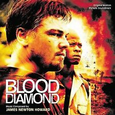 Blood Diamond [Original Motion Picture Soundtrack] by James Newton Howard...