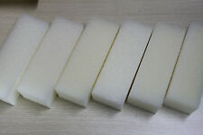 Pack Of 6 Foam Filter Pads For Aqua Clear 110 / 500 AquaClear High Quality!