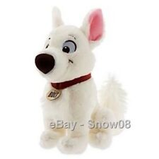 BOLT MOVIE 12 Inch Soft Plush Figure Bolt Disney Exclusive Park Limited New