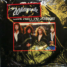 "Whitesnake, Love Ain't No Stranger, NEW/MINT 7"" vinyl single with sew on patch"