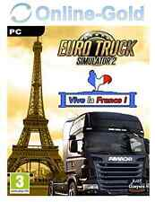 Euro Truck Simulator 2 Vive la France Clé - Steam Carte - PC Jeu Code - [EU][FR]