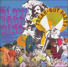 Unfolding, The-How To Blow Your Mind And Have A Freak-Out Party CD NEW