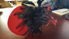 """Plaza Suite by Betmar """"Christelle"""" Fascinator-2 Colors-1 SFM-NWT"""
