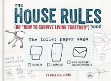 """The House Rules Book: or """"How to Survive Living Together"""" book"""