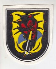 Org patch:    42 Recce Squadron  1953-94  Belgian Air Force