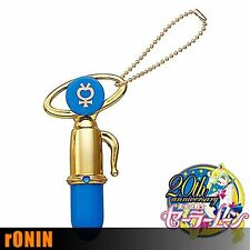 SAILOR MERCURY - Sailormoon Hensou & Henshin Pen Mascot Charm Keychain Moon Ami