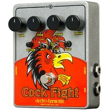Electro-Harmonix CockFight Cocked Talking Wah & Fuzz Guitar Effect Pedal