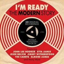 I'M READY-MODERN STORY 2 CD NEU YOUMG JESSIE/JESSE BELVIN/CURLEY WILLIAMS/