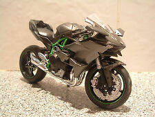 1:12 KAWASAKI NINJA H2 H2R MODEL SUPERB DETAIL FANTASTIC HYPERBIKE ULTIMATE GIFT