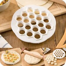 19 Holes Magic Dumpling Mould Maker Dumplings Making Machine Kitchen Tool new