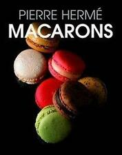 NEW Macarons By Pierre Herme Hardback Free Shipping