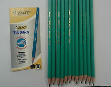 BIC Evolution Lápices paquete de 12 Eco Friendly Libre De Madera