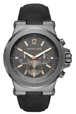 Michael Kors Men's Dylan Grey Dial Chronograph Watch - MK8511