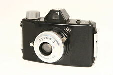 Agfa Click II, 6x6cm Rollfilmkamera mit Achromat 1:8,8