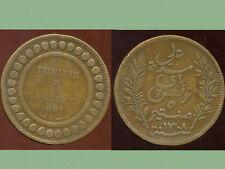 TUNISIE   5  centimes 1891