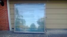 NEW: Huge PELLA Wood Fixed PICTURE WINDOW w/ Cladding for home, business (74x71)