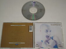 SINEAD O'CONNOR/THE LION AND THE COBRA(CHRYSALIS/CDP32 1612-2)CD ALBUM