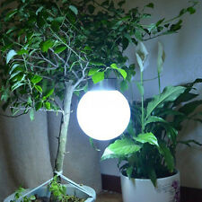 Outdoor Solar Power LED Ball Pond Pool Path Landscape Garden Hanging Light Lamp