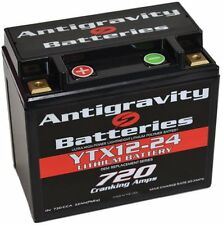 Lithium Ion Light Weight Racing Battery ATX12-24 720 CCA!!! LiFe PO4 MADE IN USA
