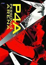 NEW - Persona 4 Arena: Official Design Works by Atlus