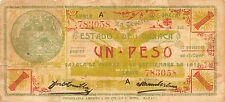 Mexico / Oaxaca  3.9.1915  S 953a  Series A Circulated Banknote
