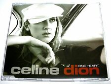 cd-single, Celine Dion - One Heart, 4 Tracks, Australia