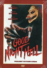 Good Night Hell aka The Terror Within DVD Small Hardbox Motion Picture horror