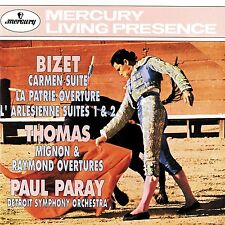 PARAY/DSO - CARMEN-SUITE/+  CD NEU BIZET,GEORGES