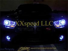 ORACLE Dodge Charger 2011-2014 BLUE LED Headlight Halo Angel Eyes Kit