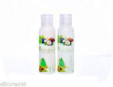 Emu Oil Shampoo & Conditioner 4 oz Set ALL NATURAL Omega 3's - No Parabens