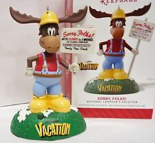 Sorry Folks Wally World's Moose National Lampoon's Vacation Hallmark 2014 NEW