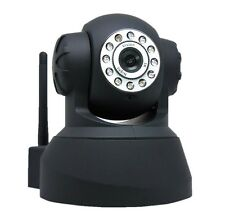 IP CAMERA TELECAMERA WIRELESS WIFI INFRAROSSI MOTORIZZATA IPHONE ANDROID mshop