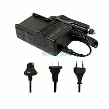 Battery Charger for PANASONIC Lumix DMC-FS6 DMC-FS7 DMC-FS7 DMC-FS12 DMC-FS15