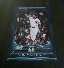 2011 Topps 60 Don Mattingly Insert #T60-65 Mint!!