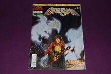 DRAGON MAGAZINE 37 - JDR Jeu de Role - Aout-Septembre 1997