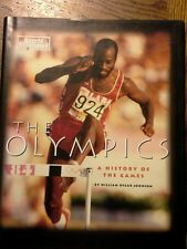 The Olympics a History of the Games (Sports Illustrated) hardcover book