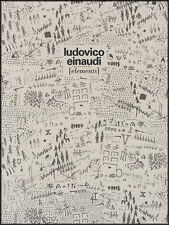 Ludovico Einaudi Elements Piano Sheet Music Book Night Drop Twice ABC Logos