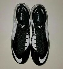 Nike Zoom Football Speed TD Low White Black Mens Molded Cleats Size 16