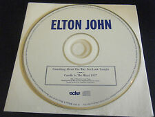 Something About the Way You Look Tonight/Candle in the Wind by Elton John (CD)