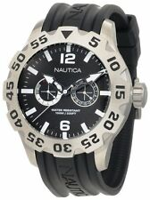 Nautica BFD 100 Black Mens Watch N16600G