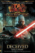 Star Wars: The Old Republic: Deceived, Paul S Kemp, Good, Hardcover