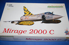 Eduard 1129 - Mirage 2000 C Limited Edition  scala 1/48