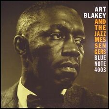 ART BLAKEY & The Jazz Messengers sealed MOANIN Stereo Blue Note Records LP 4003