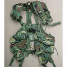 3952 US GI Issue Tactical Load Bearing Vest LBV Woodland Camo