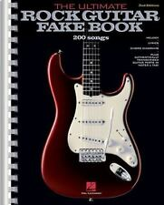 Fake Bks.: The Ultimate Rock Guitar : 200 Songs Authentically Transcribed for...