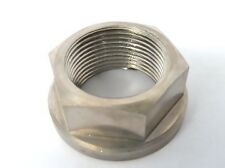 KTM 950 990 1190 RC8 690 DUKE REAR AXLE FLANGED NUT TITANIUM M25X1.5 X16  R2C7