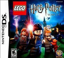 LEGO Harry Potter: Years 1-4 (Nintendo DS) Lite Dsi xl 2ds 3ds XL