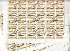 CCCP 1991 URSS 32 feuilles 36TP 4k Aeronautique Dirigeables Norge N-1 1923
