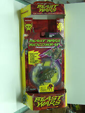 VINTAGE TRANSFORMERS EASTER CANDLE ULTRA RARE NOVELTY HASBRO BEAST WARS SNAPPER
