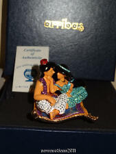 Disney Limited Edition Aladdin and Jasmine Figurine by Arribas #285